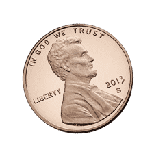 One cent test. Buying
